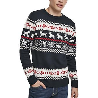 Urban Classics - Norwegian Christmas UGLY Sweater Pullover