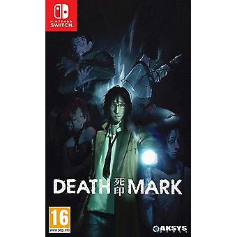 Death Mark Nintendo Switch peli