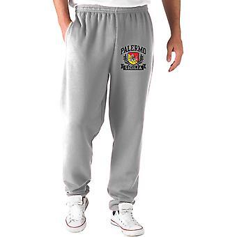 Pantaloni tuta grigio dec0420 palermo sicilia