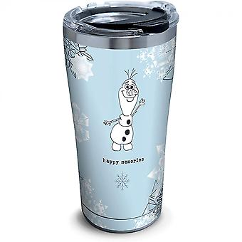 Frozen 2 Olaf 20 Ounce Stainless Steel Travel Mug