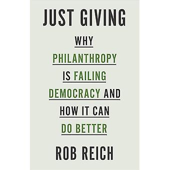 Just Giving by Reich