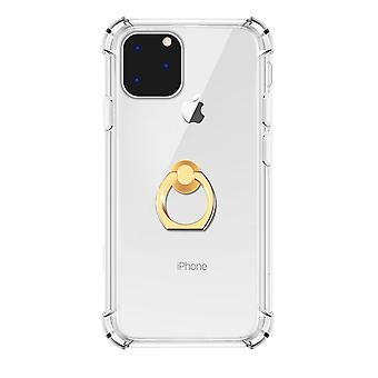 Transparent Ring Holder Case for iPhone 11!