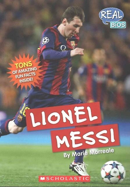 Lionel Messi by Marie Morreale