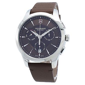 Victorinox Alliance Swiss Army Chronograph Quartz 241749 Men's Watch
