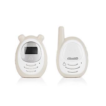 Chipolino Babyphone zen, comunicazione bidirezionale, adattatore o batteria, clip cintura