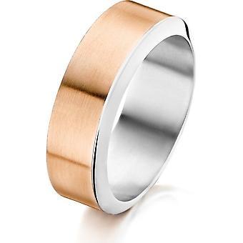 Jacob Jensen - Ring - Women - 43104-66RS - Edge - 66