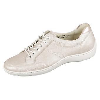 Waldläufer Henni 496013 211 089 Abrikoos Pigalle Bufa 496013211089 universeel alle jaar vrouwen schoenen