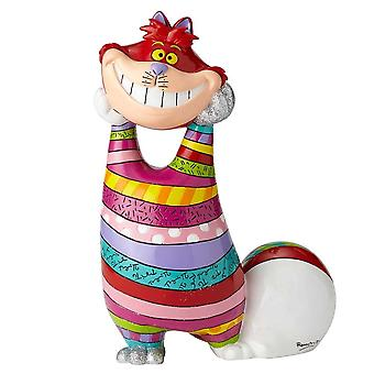 Disney By Britto Cheshire Cat Statement Figurine