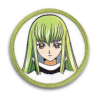 Patch - Code Geass - New CC Iron On Gifts Toys Anime Licensed ge4281