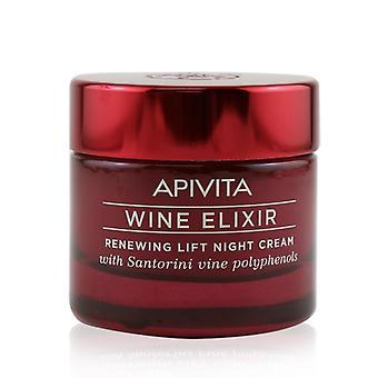 Apivita Wine Elixir Renewing Lift Night Cream - 50ml/1.74oz