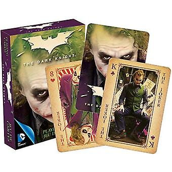 Dc comics the joker playing cards