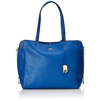 Piero drives Large Tote Bag Blue Women's Bag (Cobalt Blue) 32x275x16 cm (W x H x L)