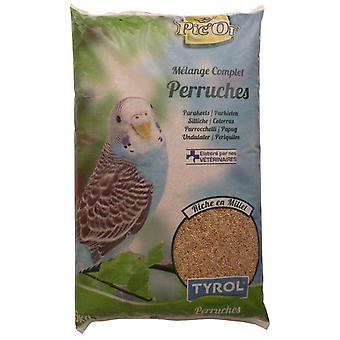 Tyrol Complete Feed Parakeets (Birds , Bird Food)
