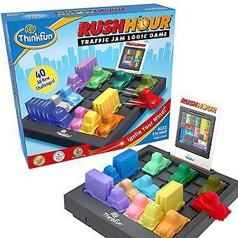 ThinkFun Rush Hour Traffic Jam Logic Spiel und MINT Spielzeug