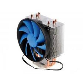 Deepcool Cpu Cooler 1366 K8 3 Heat Pipes 120 Mm Pwm Fan