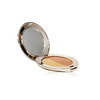 Jane Iredale Purepressed Duo Eye Shadow - Golden Peach - 2.8g/0.1oz