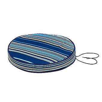 Multi Stripe Oasis Piped Round 13
