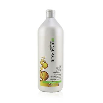 Matrix Biolage Advanced Oil Renew System Conditioner (for Dry Porous Hair) - 1000ml/33.8oz