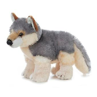 "Willy 12""  Plush Wolf by Aurora - 30503"