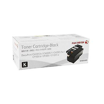 Fuji Xerox Fxp Ct201591 Black Toner 2K