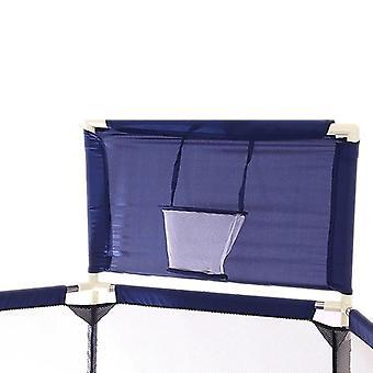 Lekhage, 126 x 110 cm - Blå