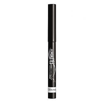 Rimmel Scandaleyes dik & dun waterdicht eyeliner-001 zwart