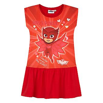 Pj masks girls dress owlette