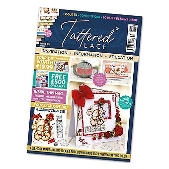 Tattered Lace Magazine Issue 75