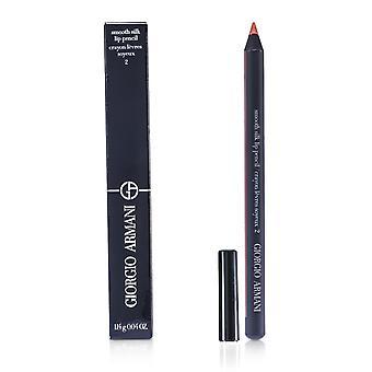Smooth silk lip pencil   #02 1.14g/0.04oz