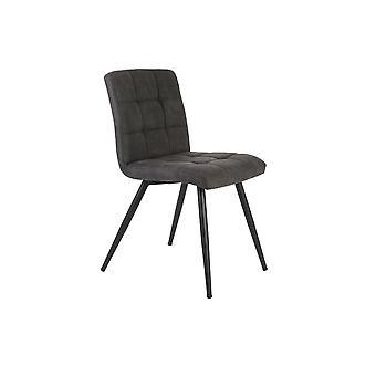 Light & Living Dining Chair 49x57x84cm Olive Dark Grey