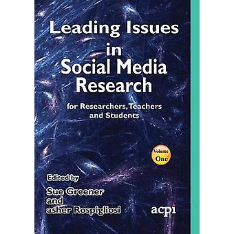 Leading Issues in Social Media Research by Greener & Sue