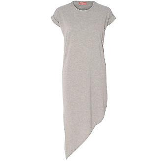 RE TECH UK - Ladies Turn Up Sleeve T-Shirt