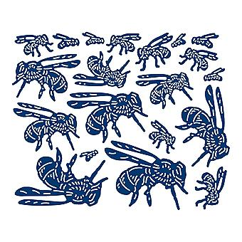 Tattered Lace Bee Swift Die Set