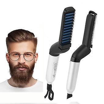 Snabb skägg och plattång combo