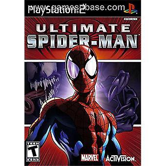 Ultimate Spiderman Platinum (PS2) - Nowa fabryka zamknięta
