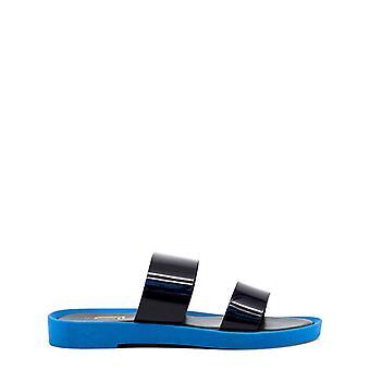 Ana Lublin Isilde Women Blue Flip Flops -- ISIL336496