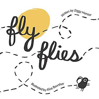 Fly Flies by Ziggy Hanaor - 9781908714619 Book