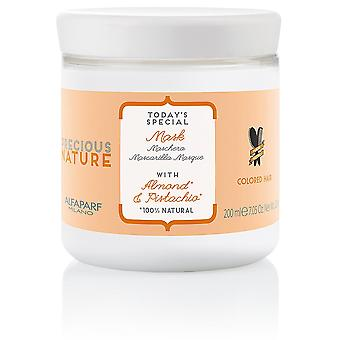Alfaparf Precious Nature Färgad hårinpackning 200 ml för kvinnor