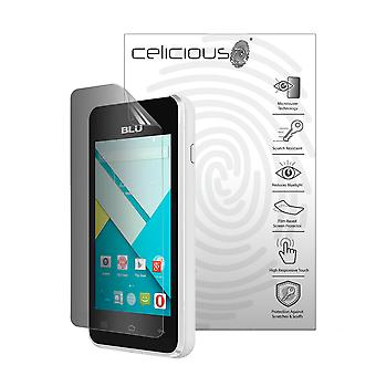 Celicious Privacy 2-weg Antispion filteren Screen Protector Film compatibel met BLU Advance 4.0 L2