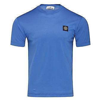 Stone Island | 24113 Patch Logo Half-sleeve T-shirt