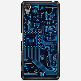 Bjornberry Shell Sony Xperia X Performance - Placa de baza