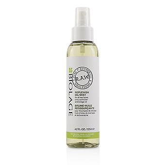Matrix Biolage R.A.W. Replenish Oil-Mist (For All Hair Types) 125ml/4.2oz