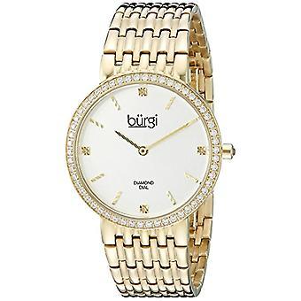 Burgi Clock Woman Ref. BUR138YG