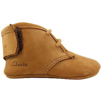 Clarks Baby Warm Tan 26104026 Toddler