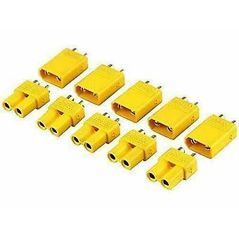 XT30 Alta qualita Maschio-Femmina Connettori per Batterie da Modellismo