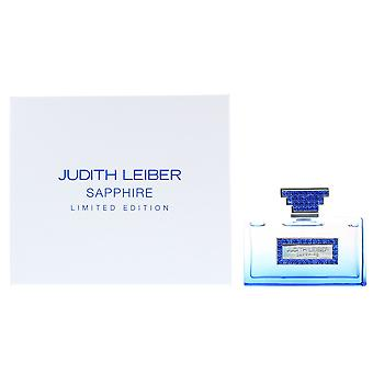 Judith Leiber Sapphire Limited Edition Eau de Parfum 75ml Spray