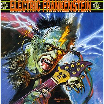 Electric Frankenstein - Burn Bright Burn Fast [CD] USA import