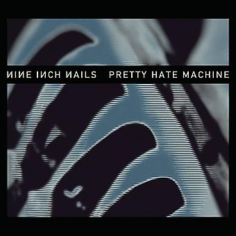 Nine Inch Nails - Pretty Hate Machine: 2010 Remaster [Vinyl] USA import