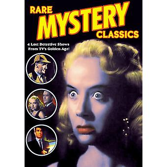 Harvinainen TV mysteeri Classics [DVD] Yhdysvallat tuoda