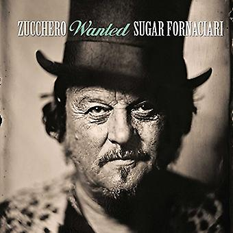 Zucchero - Wanted: Best Collection (3CD+DVD Pal Reg0) [CD] USA import